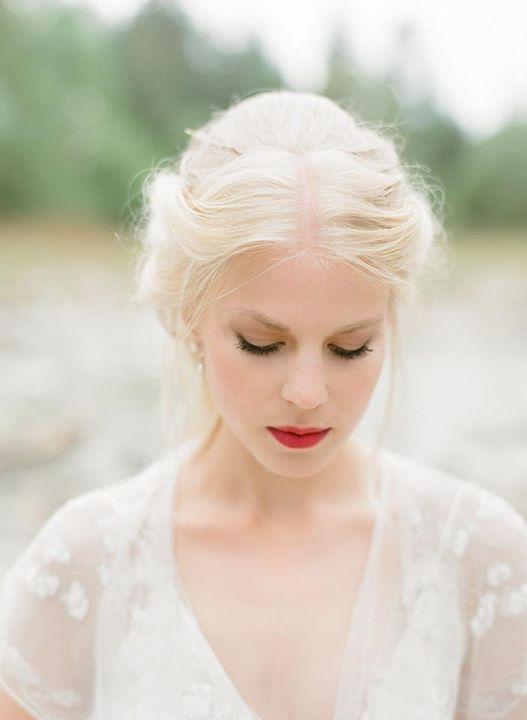 Boris Bordács make-up & hairstyle - svadobné líčenie a účes - photo: peter a veronika, mua/hair: boris