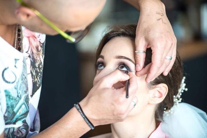 Boris Bordács make-up & hairstyle - svadobné líčenie a účes - Obrázok č. 29