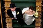 svadobné líčenie a účes: boris