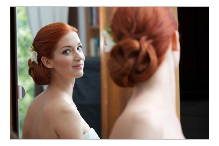 Boris Bordács make-up & hairstyle - svadobné líčenie a účes - photo: gustavo pizano; líčenie/účes: boris