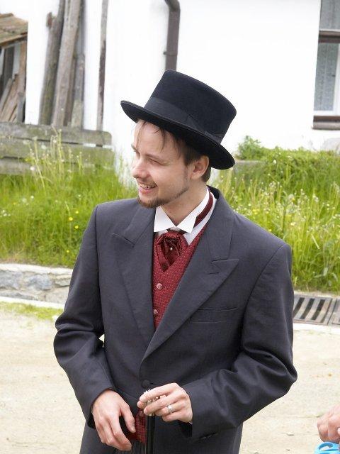 Romča{{_AND_}}Jan - Ženich přijel k nevěstě
