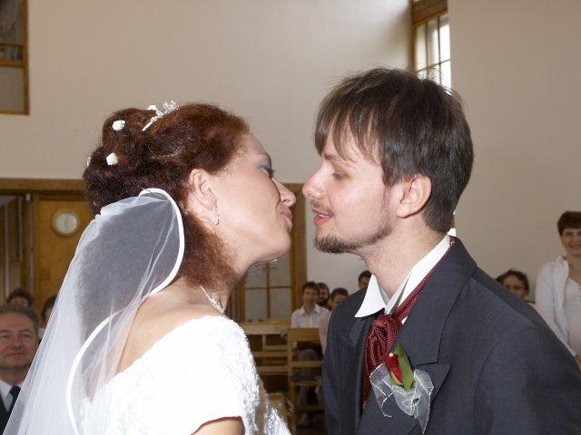 Romča{{_AND_}}Jan - První manželský polibek