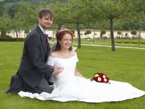 Klasická svatební foto