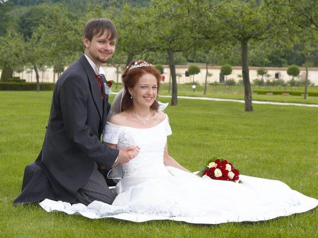 Romča{{_AND_}}Jan - Klasická svatební foto