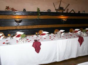 Připravená tabule - Křišťanovice