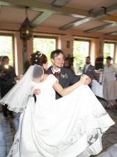 Tančit šlo i s vlečkou - bez problémů