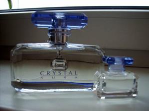 môj svadobny parfém. Maličký budem mať pri sebe