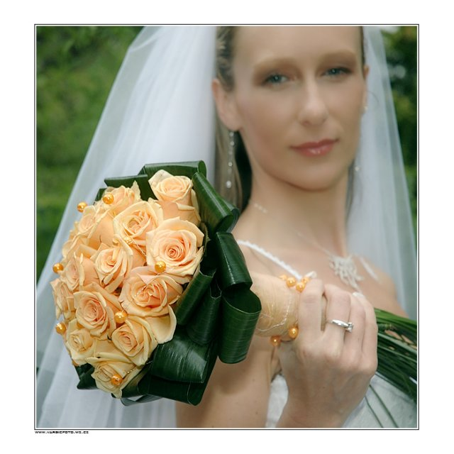Veronika a Martin - tuto som objednala :)))))    ale ruze budu trosku svetlejsie