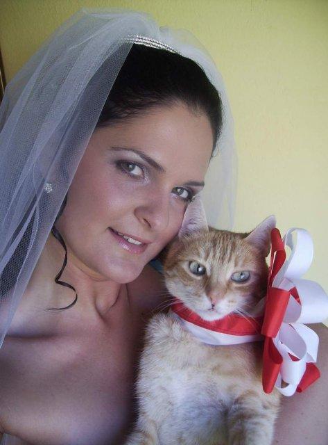 Lucia Pfeifferová{{_AND_}}Marián Blažek - moja macacia láska Eliska