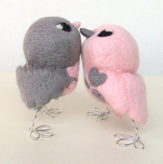 Gray vs. soft pink - Trochu roztomilosti. Píp