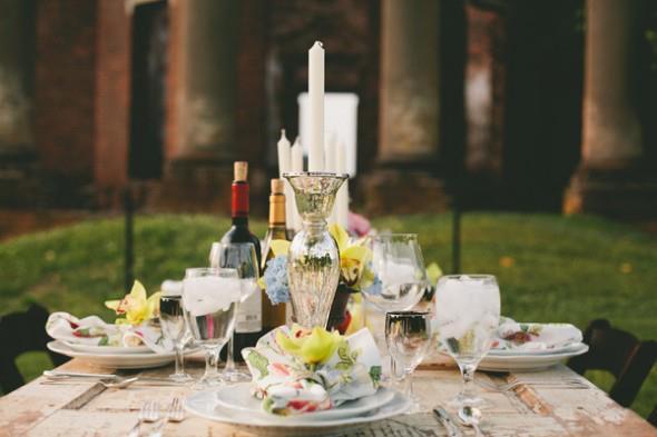 Keby som sa mohla odviazat,moja svadba snov by vyzerala takto... - Obrázok č. 9