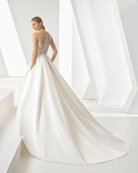 Svatební šaty Dorothy od Rosa Clará - Obrázek č. 1