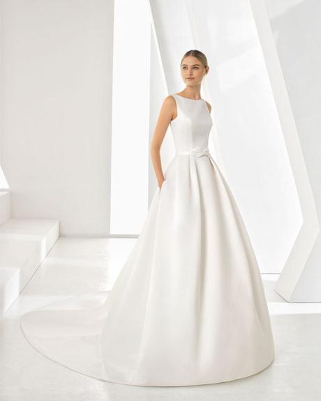 Svatební šaty Dorothy od Rosa Clará - Obrázek č. 2