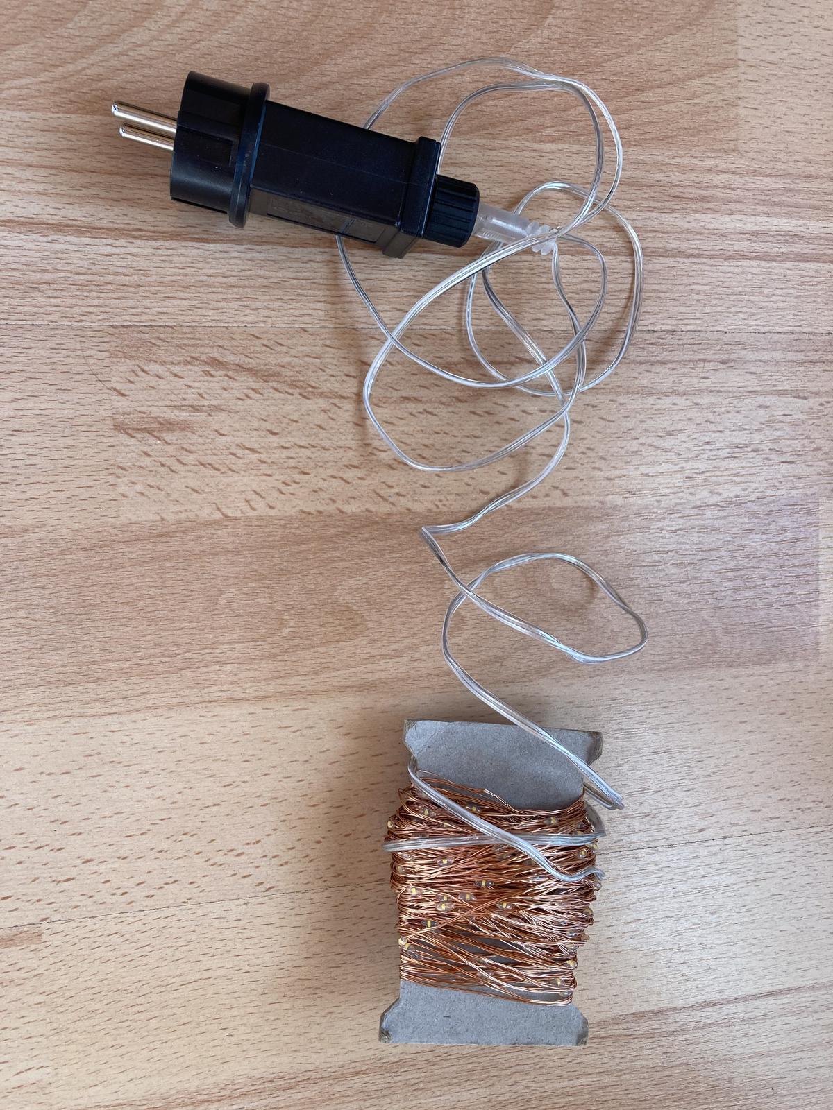 Svítící drát - 30m - Obrázek č. 1