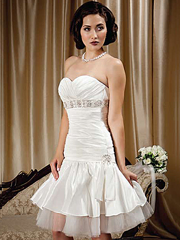 Svatební šaty 2v1 Mia Solano M1227L - Obrázek č. 2