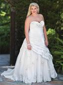 Svatební šaty Kenneth Winston Femme 3368, 46