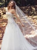 Svatební šaty Mia Solano M1526L, 32