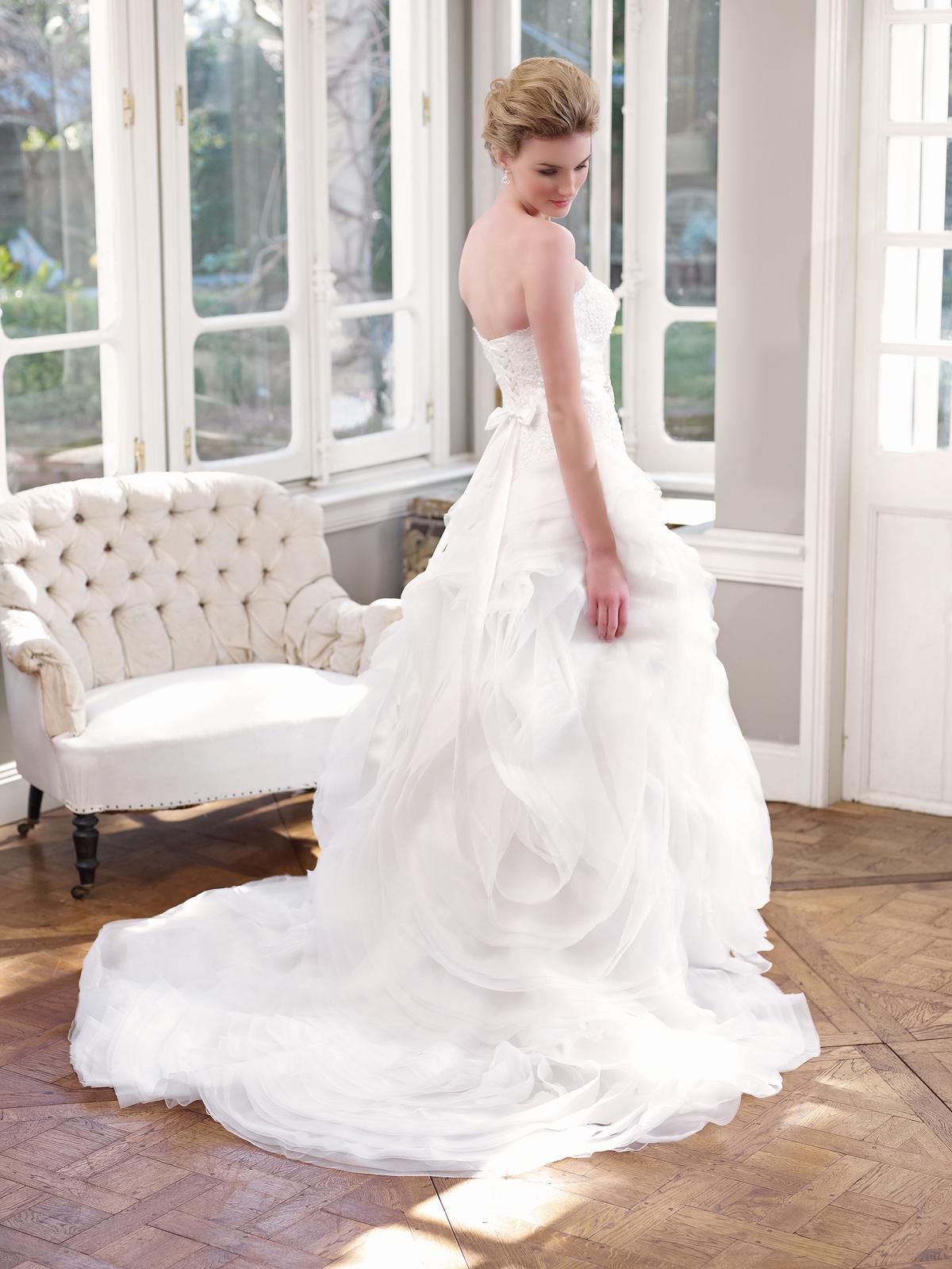 Svatební šaty Mia Solano M1325L - Obrázek č. 2