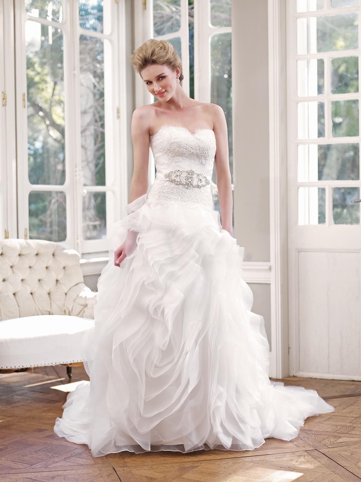 Svatební šaty Mia Solano M1325L - Obrázek č. 1