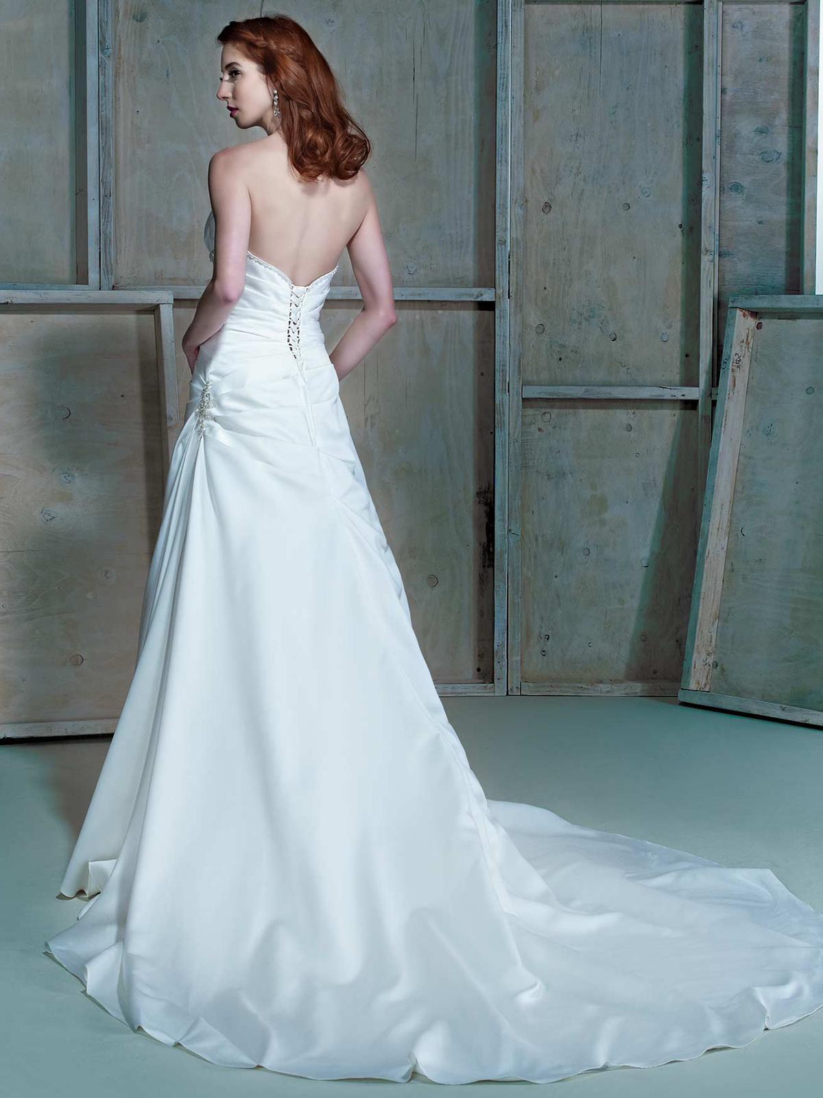 Svatební šaty Ella Rosa BE168 - Obrázek č. 2
