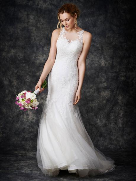 Svatební šaty Ella Rosa Gallery GA2256 - Obrázek č. 1
