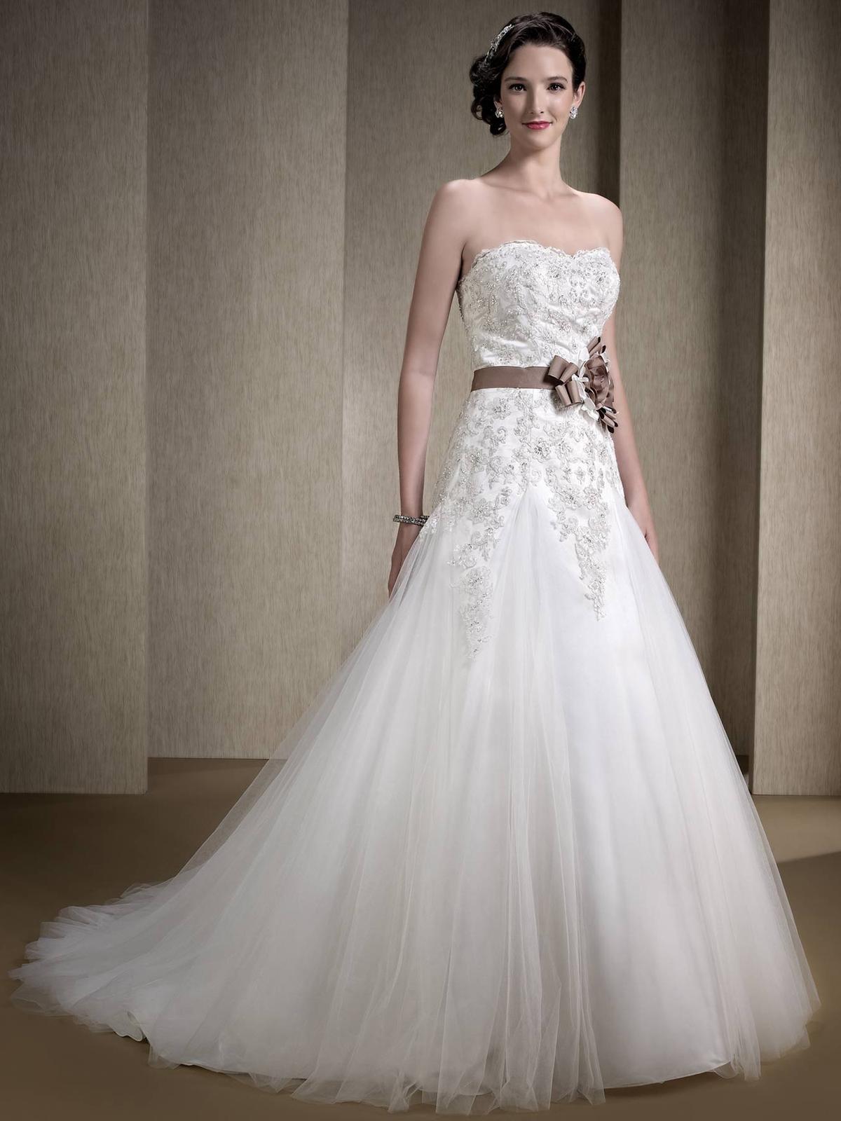 Svatební šaty Kenneth Winston PL1498 - Obrázek č. 1