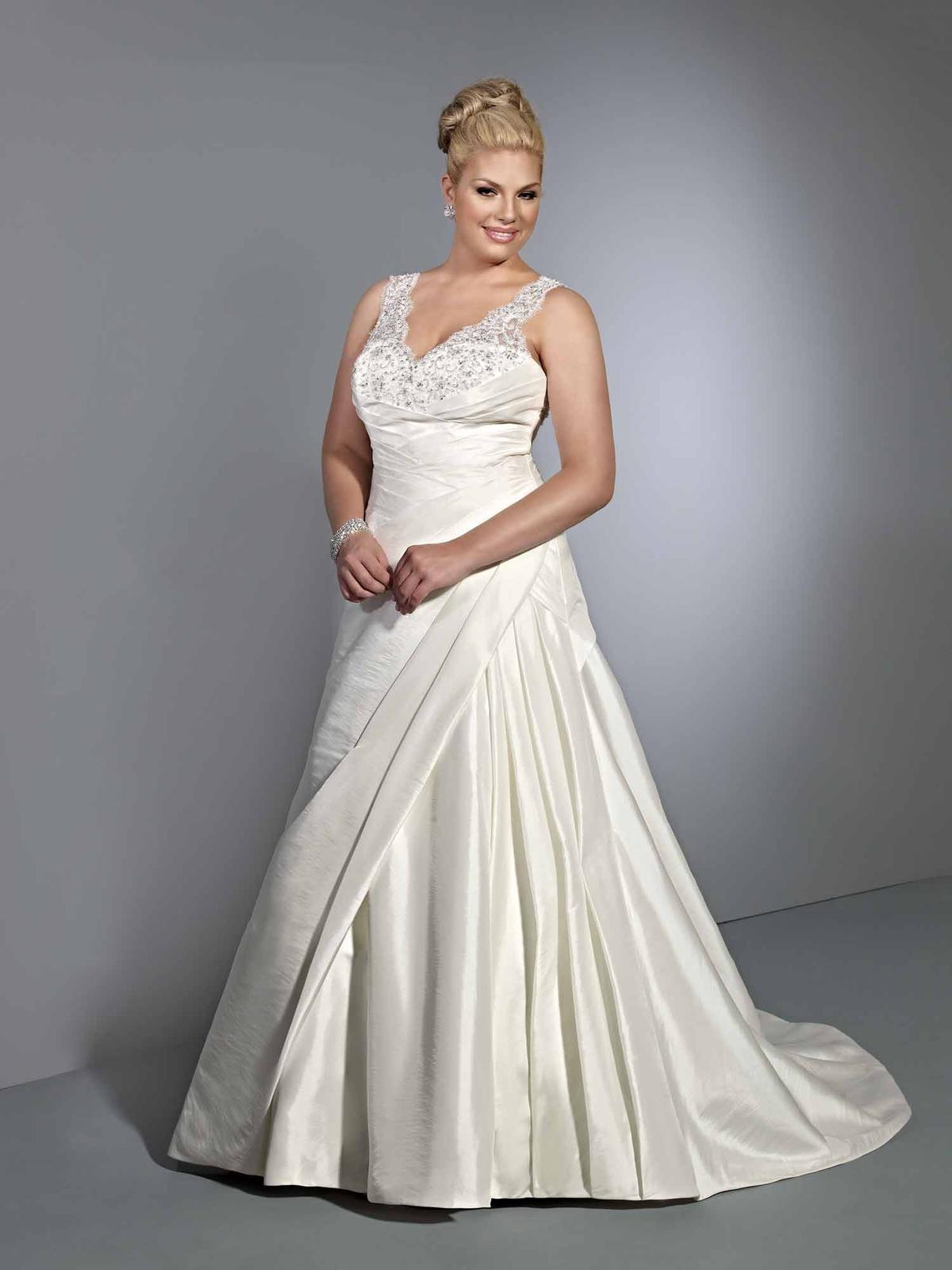 Svatební šaty Femme by Kenneth Winston SP3360 - Obrázek č. 1