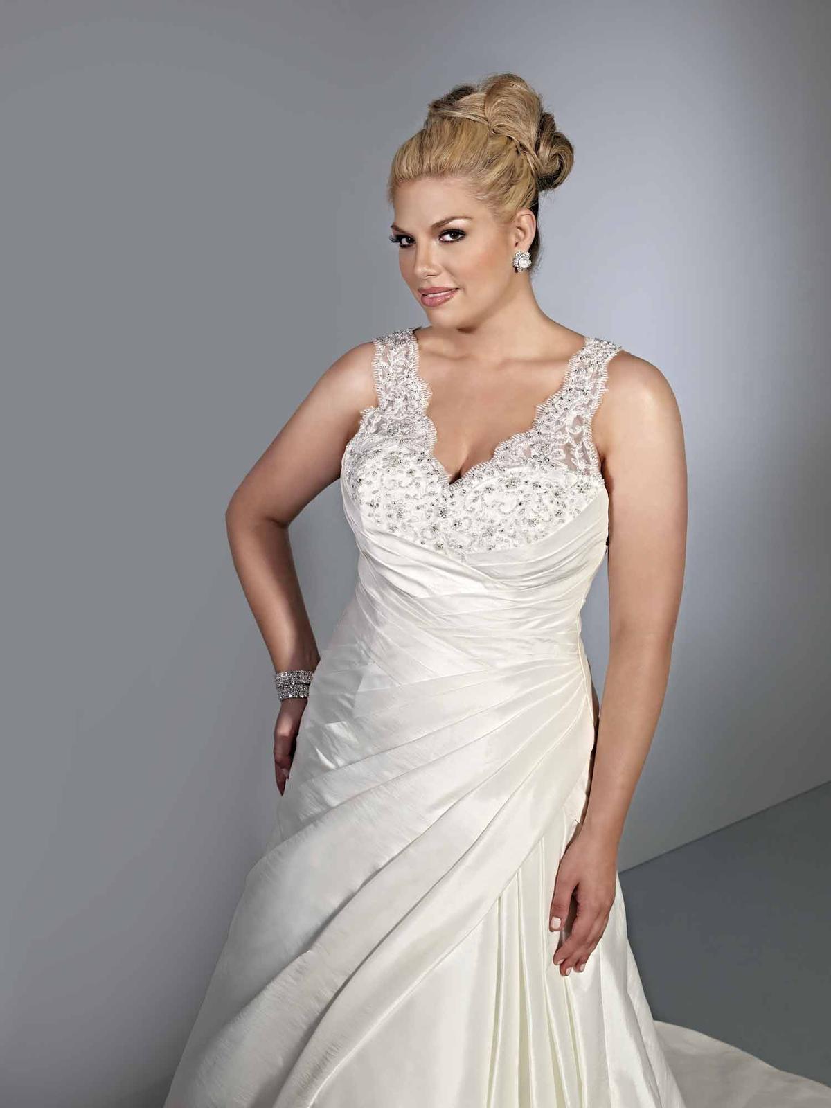 Svatební šaty Femme by Kenneth Winston SP3360 - Obrázek č. 2