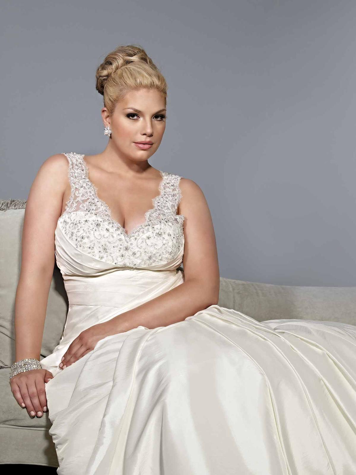 Svatební šaty Femme by Kenneth Winston SP3360 - Obrázek č. 3