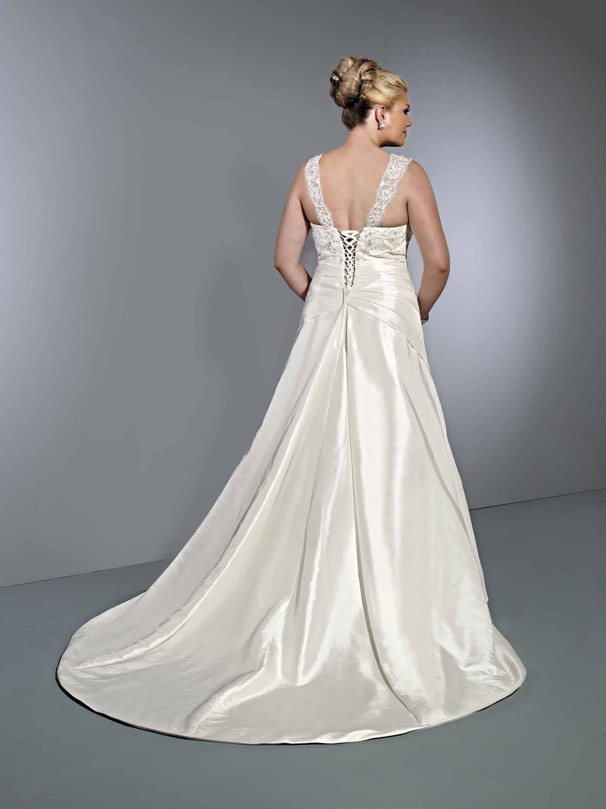 Svatební šaty Femme by Kenneth Winston SP3360 - Obrázek č. 4