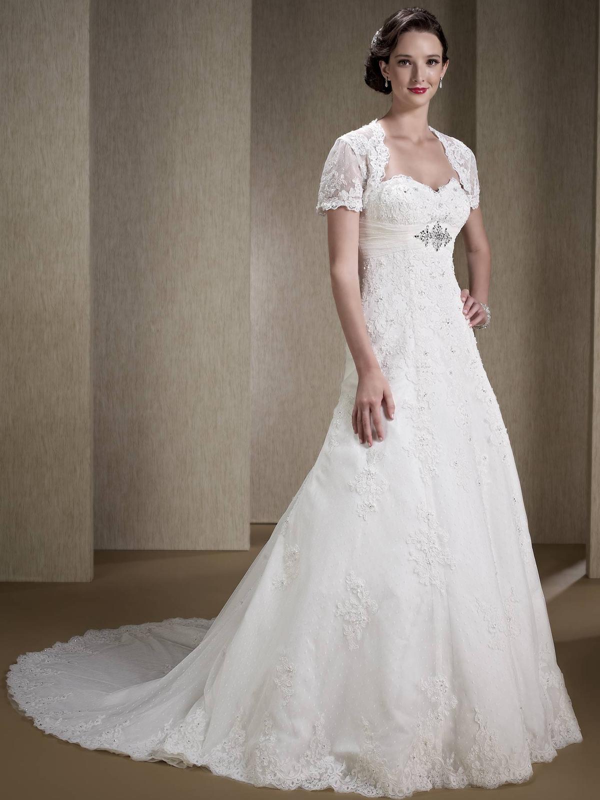 Svatební šaty Kenneth Winston PL1500 - Obrázek č. 1