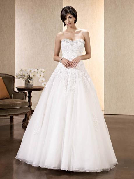 Svatební šaty Kenneth Winston Premiere LV100 - Obrázek č. 1