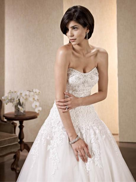 Svatební šaty Kenneth Winston Premiere LV100 - Obrázek č. 2