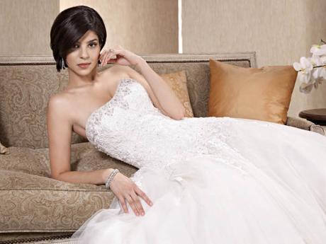 Svatební šaty Kenneth Winston Premiere LV100 - Obrázek č. 3
