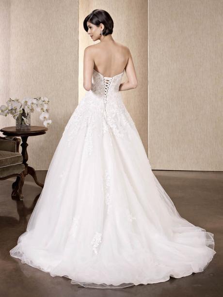 Svatební šaty Kenneth Winston Premiere LV100 - Obrázek č. 4