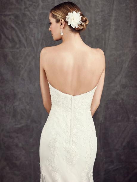 Svatební šaty Ella Rosa BE281 - Obrázek č. 3