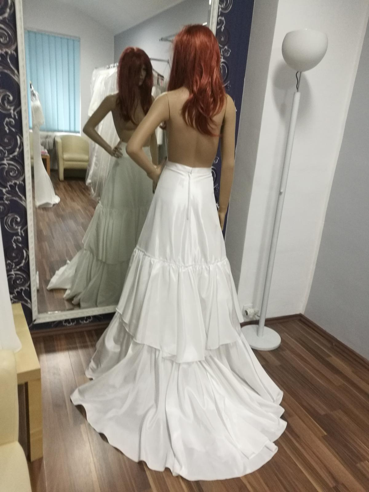 Svatební šaty 2v1 Mia Solano M1227L - Obrázek č. 3