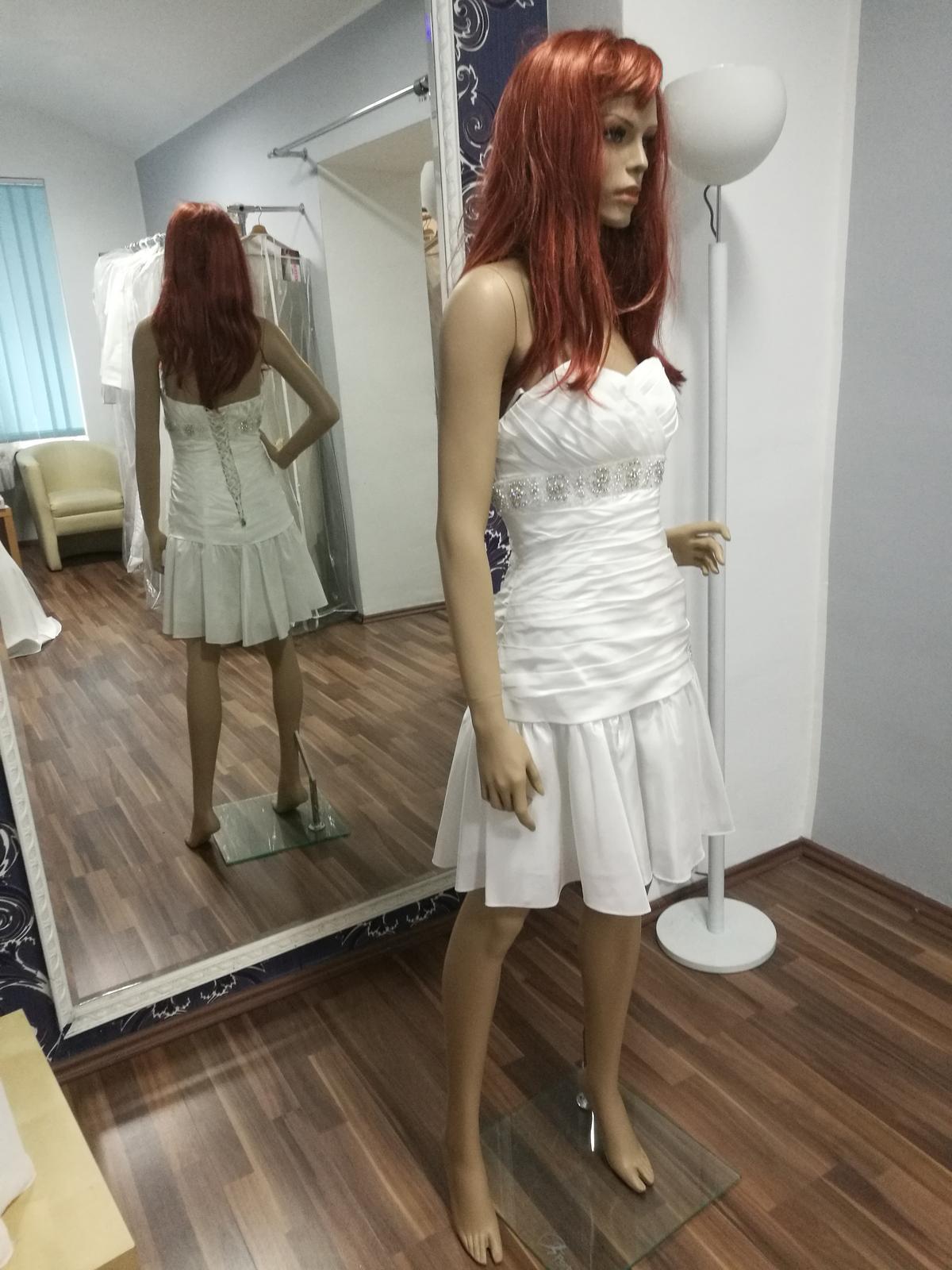 Svatební šaty 2v1 Mia Solano M1227L - Obrázek č. 1