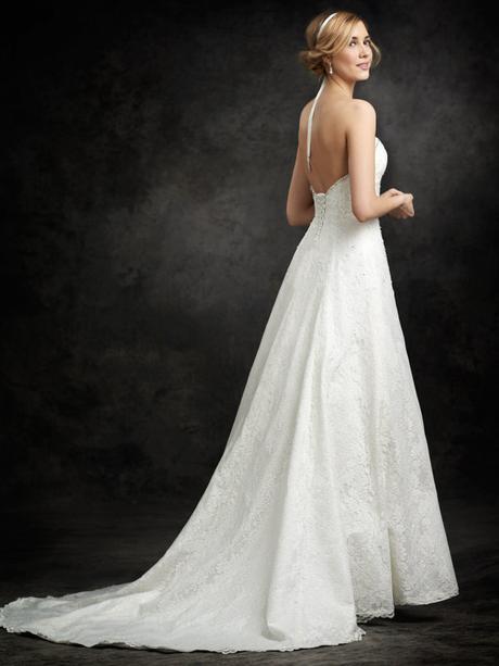 Svatební šaty Ella Rosa BE235 - Obrázek č. 3