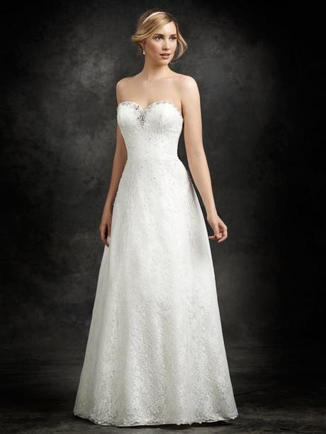 Svatební šaty Ella Rosa BE235 - Obrázek č. 1