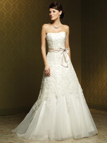 Svatební šaty Mia Solano M1067Z - Obrázek č. 1