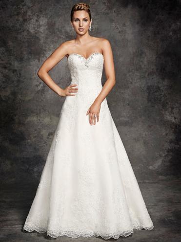 Svatební šaty Ella Rosa BE255 - Obrázek č. 1