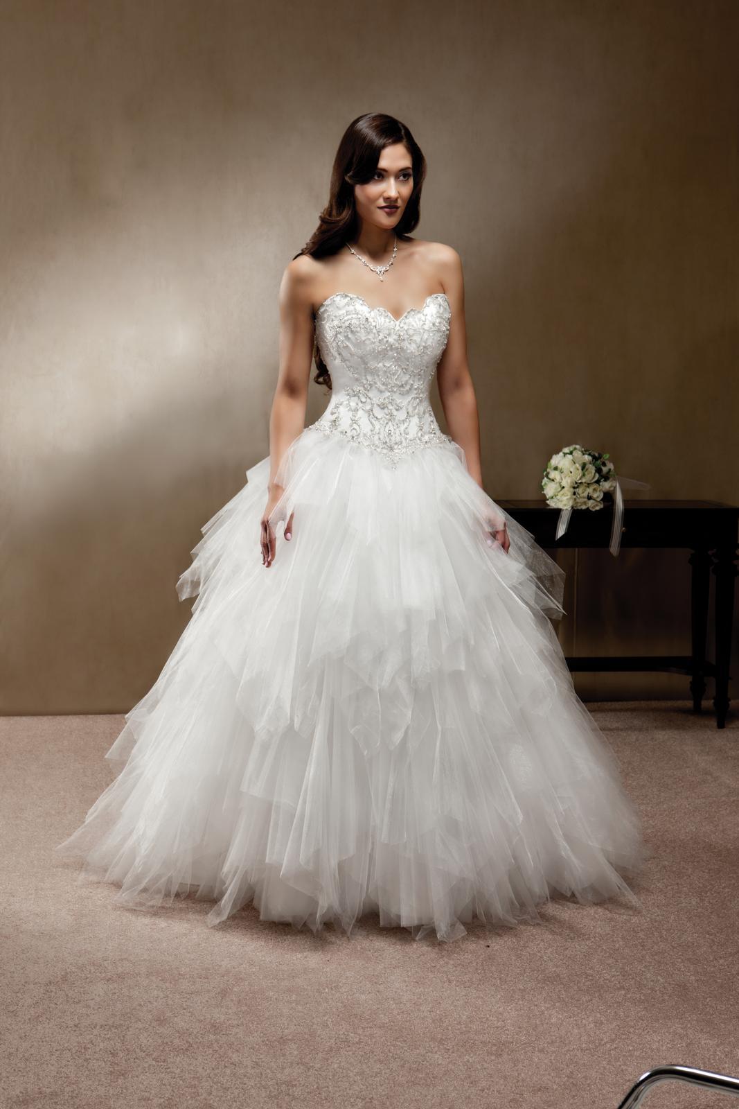 Svatební šaty Mia Solano M1201L - Obrázek č. 1