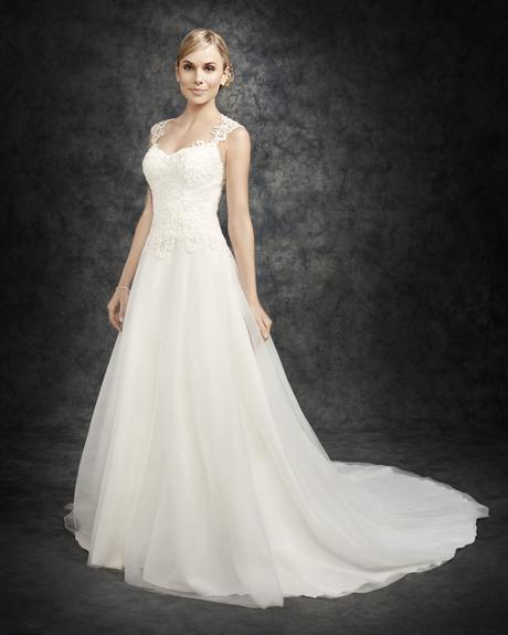 Svatební šaty Ella Rosa BE314 - Obrázek č. 1