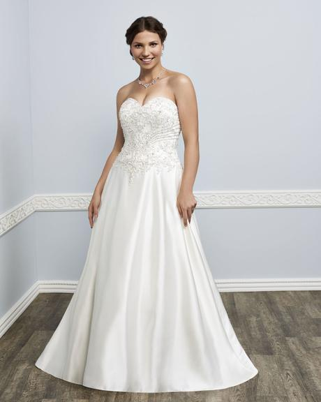 Svatební šaty Femme by Kenneth Winston F3384 - Obrázek č. 1