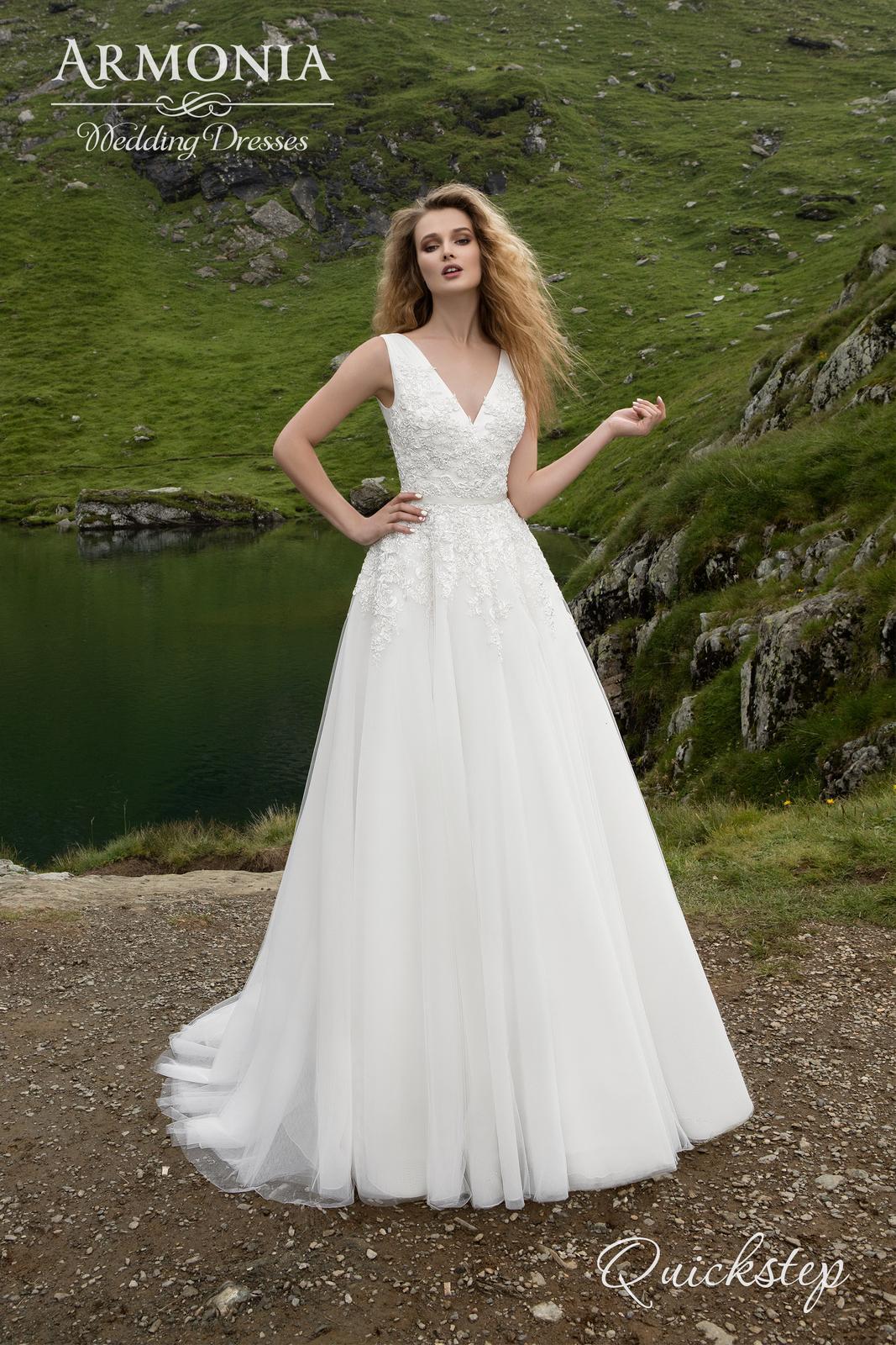 Svatební šaty Armonia Quickstep - Obrázek č. 1