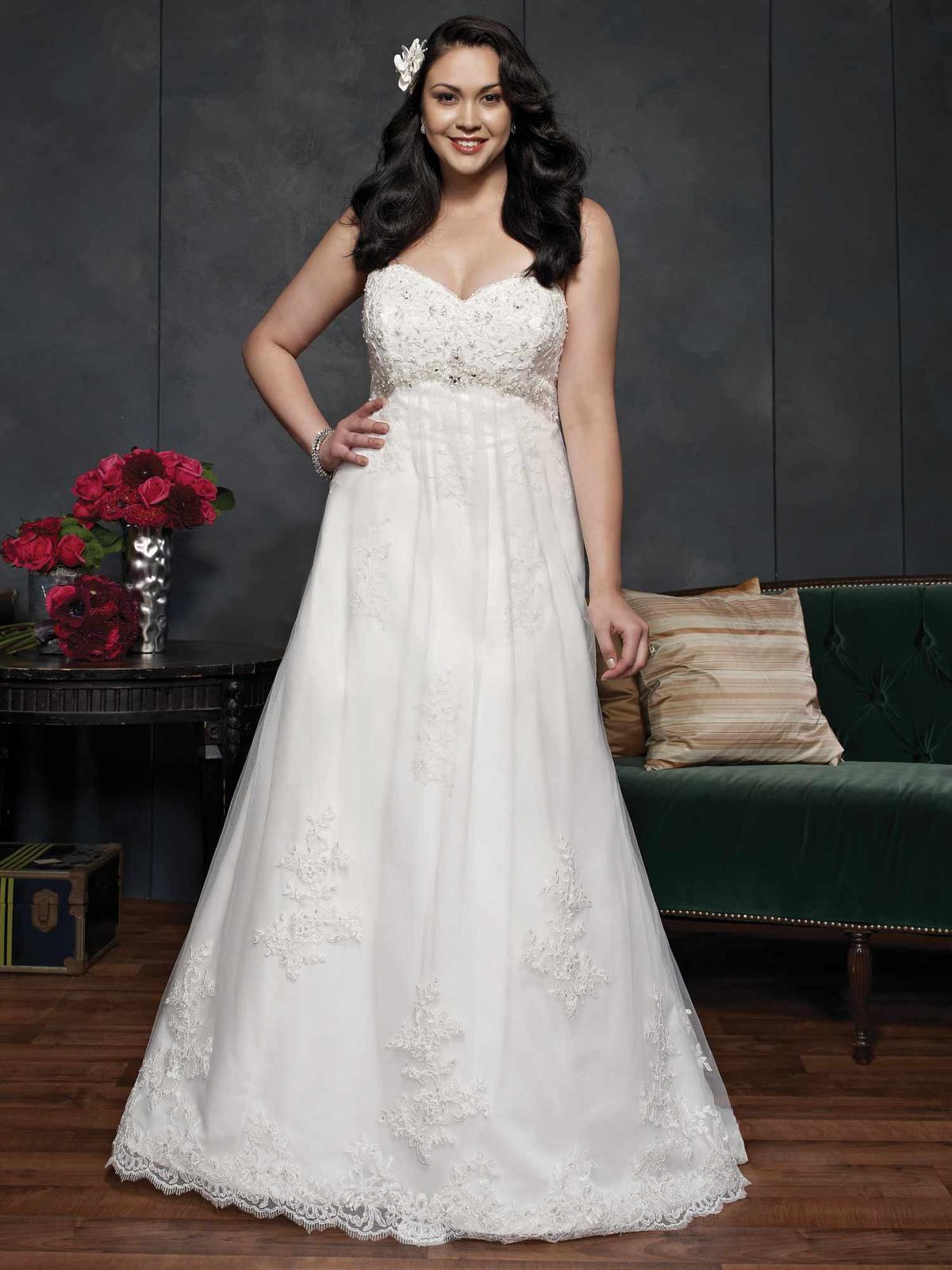 Svatební šaty Femme by Kenneth Winston F3369 - Obrázek č. 1