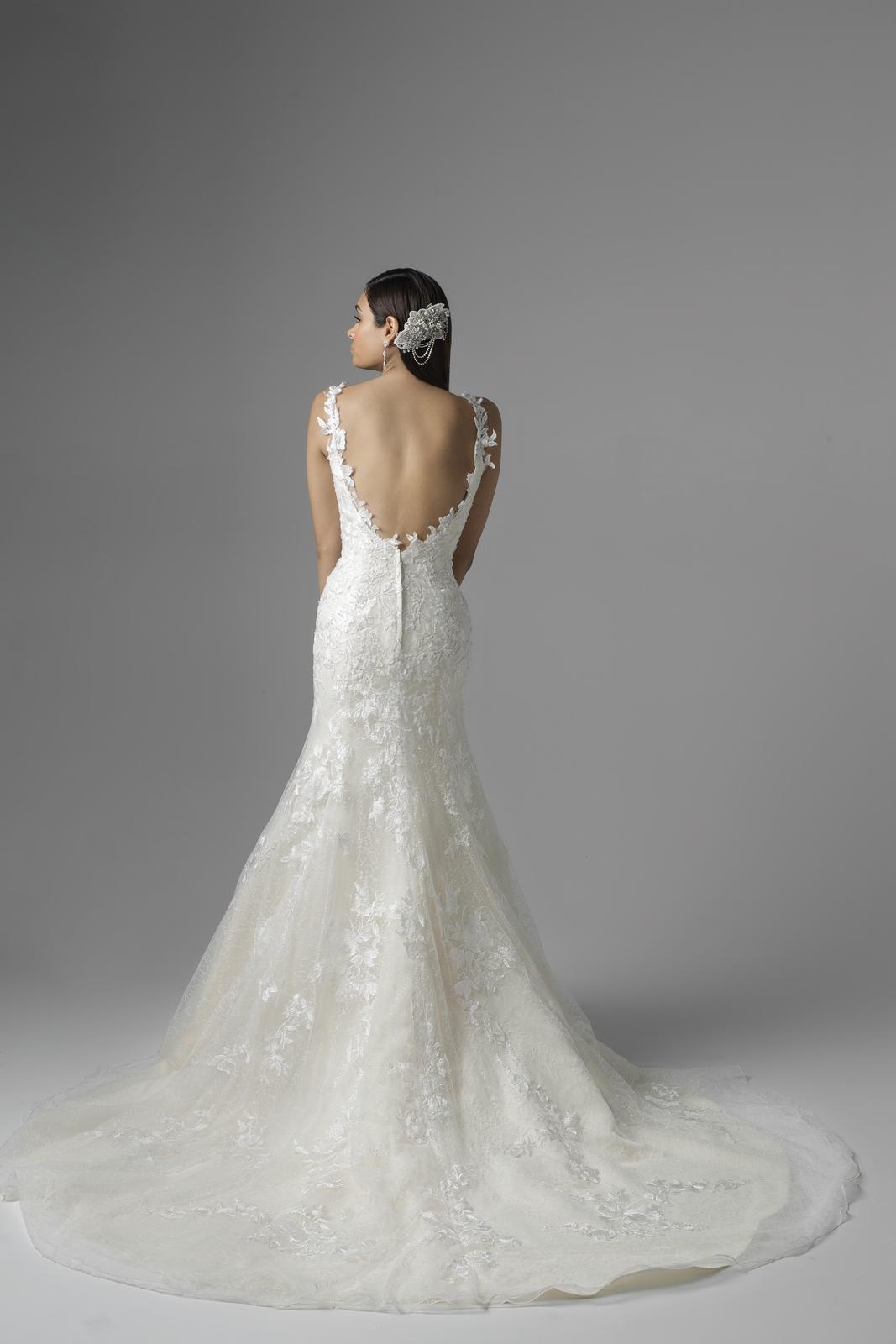 Svatební šaty Mia Solano M1601Z - Obrázek č. 2