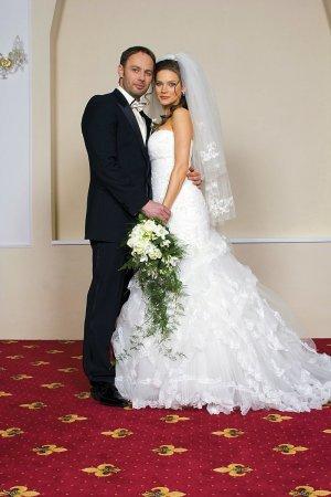 Svadby známych - Andrea Verešová