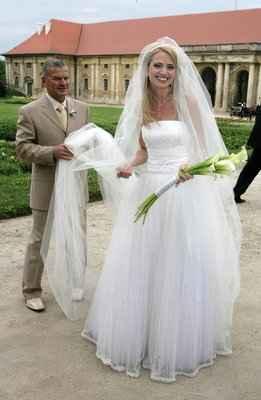 Svadby známych - Mariana Ďurianová